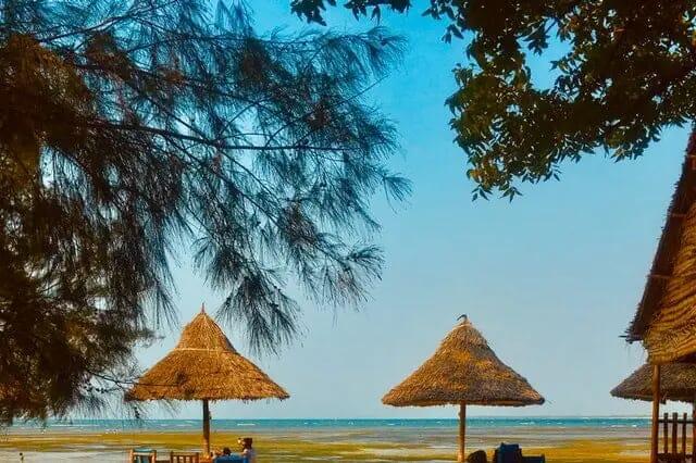 south africa beach resort
