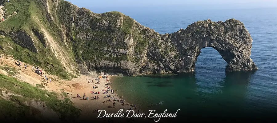 Durdle Door, England